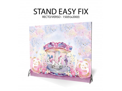 STAND EASY FIX RECTO VERSO