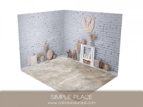 ROOM  - SIMPLE PLACE  (sol berenice)