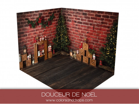 ROOM  - DOUCEUR DE NOEL  (sol rodeo)