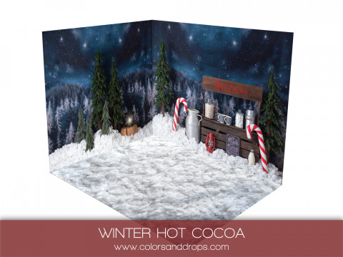 ROOM  - WINTER HOT COCOA  (sol ouate the fock)