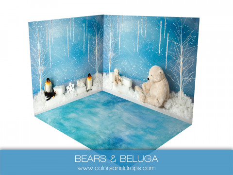 ROOM  -BEARS & BELUGA  (sol aquali)